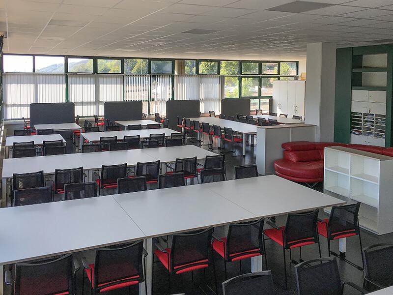 Planung Inneneinrichtung für Schulen